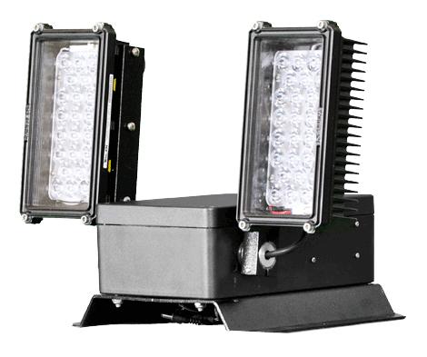 Command Light, C-Light Series, LED Light Tower, Fire Truck Lights