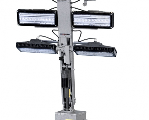 Command Light, knight Series, LED Light Tower, Fire Truck Lights