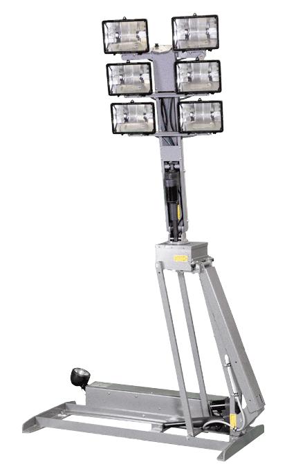 Command Light, Knight Series, LED Light Tower, Fire Truck Lights