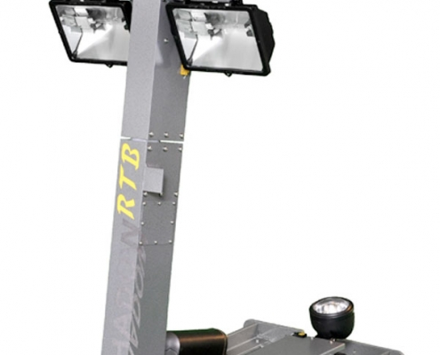 Command Light, Shadow Series, LED Light Tower, Fire Truck Lights