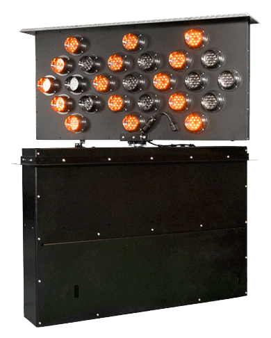 Command Light, Straffic Flow Board Series, LED Light Tower, Fire Truck Lights