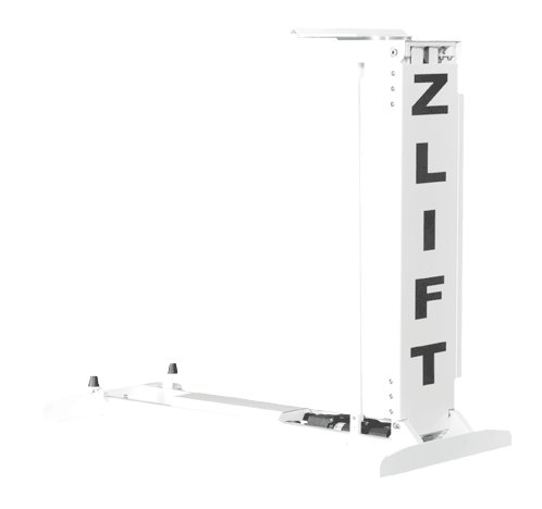 Command Light, Z-Lift Series, LED Light Tower, Fire Truck Lights,