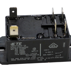 Command Light Relay, P&B, 12/240V 065-14020