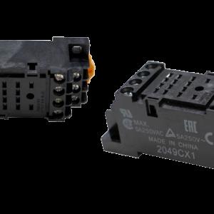 Command Light Relay Socket, 3A, 14 Pin 065-14187
